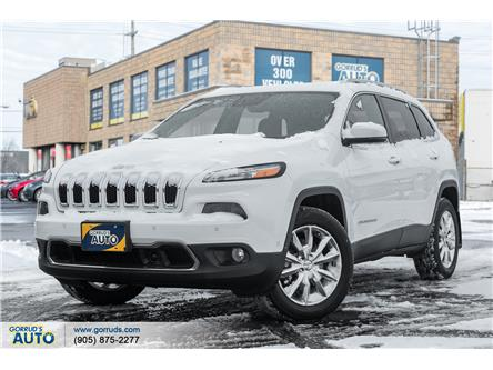 2015 Jeep Cherokee Limited (Stk: 650784) in Milton - Image 1 of 21