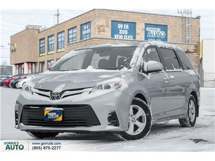2019 Toyota Sienna LE 8-Passenger (Stk: 009987) in Milton - Image 1 of 19