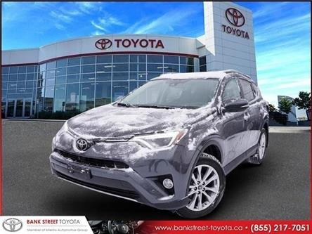 2018 Toyota RAV4 Limited (Stk: 25803) in Ottawa - Image 1 of 27
