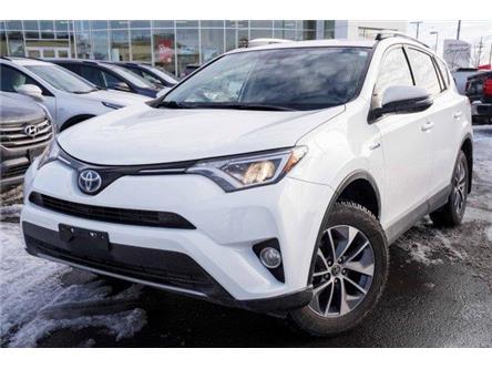2017 Toyota RAV4 Hybrid LE+ (Stk: 23255) in Ottawa - Image 1 of 23