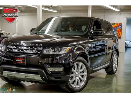 2014 Land Rover Range Rover Sport V8 Supercharged (Stk: ) in Oakville - Image 1 of 38