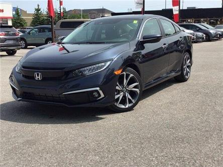 2020 Honda Civic Touring (Stk: 20608) in Barrie - Image 1 of 23