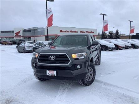 2016 Toyota Tacoma SR5 (Stk: U16210) in Barrie - Image 1 of 27
