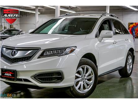 2016 Acura RDX Base (Stk: ) in Oakville - Image 1 of 32