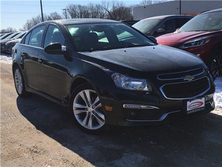 2015 Chevrolet Cruze 2LT (Stk: 19T538A) in Midland - Image 1 of 16