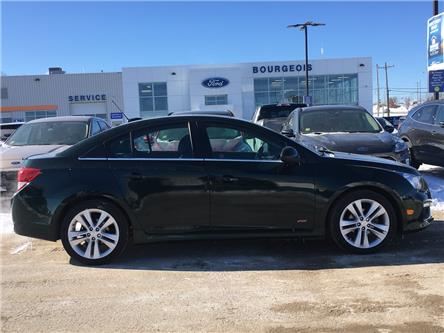 2015 Chevrolet Cruze 2LT (Stk: 19T538A) in Midland - Image 2 of 16