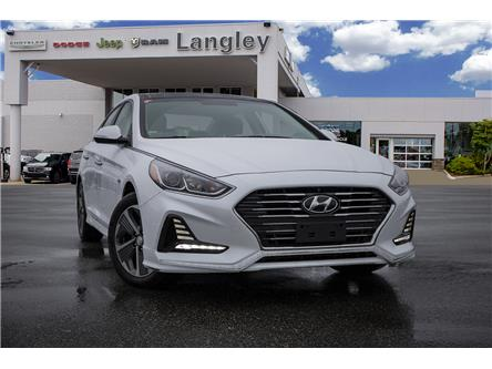 2018 Hyundai Sonata Hybrid Limited (Stk: LC0111) in Surrey - Image 1 of 24