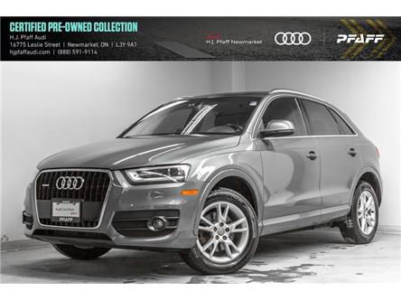 2015 Audi Q3 2.0T Technik (Stk: A12857A) in Newmarket - Image 1 of 22