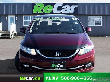 2013 Honda Civic EX (Stk: 200220A) in Fredericton - Image 2 of 26