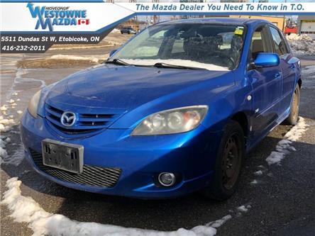 2005 Mazda Mazda3 Sport  (Stk: 15607A) in Etobicoke - Image 1 of 7