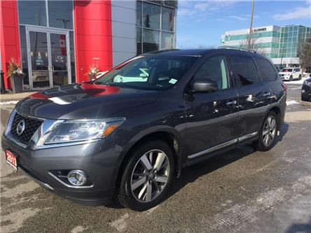 2013 Nissan Pathfinder Platinum (Stk: Y2746B) in Burlington - Image 2 of 27