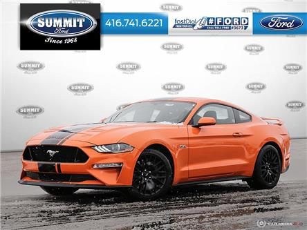 2020 Ford Mustang  (Stk: 20D7444) in Toronto - Image 1 of 27
