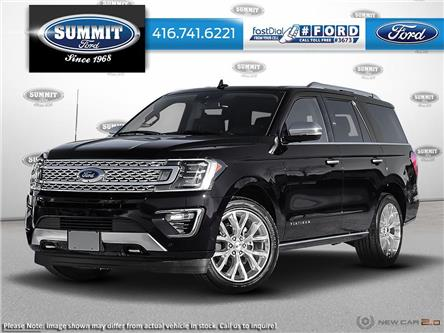 2020 Ford Expedition Platinum (Stk: 20M7489) in Toronto - Image 1 of 23