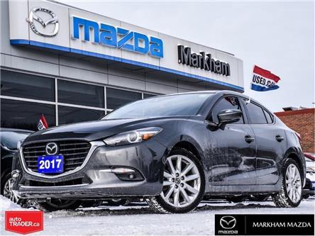 2017 Mazda Mazda3 GT (Stk: P1948) in Markham - Image 1 of 27