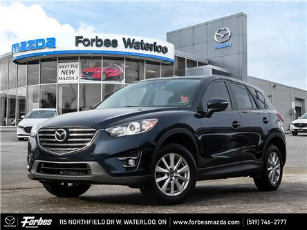 2016 Mazda CX-5 GS (Stk: T6827A) in Waterloo - Image 1 of 24