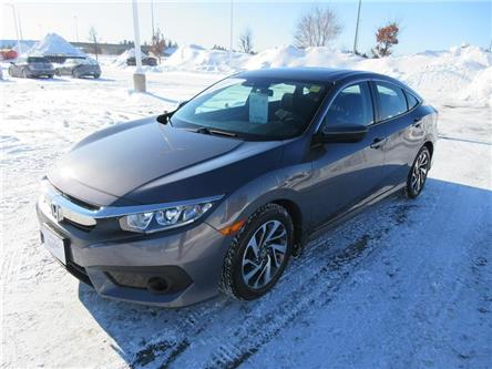 2017 Honda Civic EX (Stk: K15299A) in Ottawa - Image 1 of 17