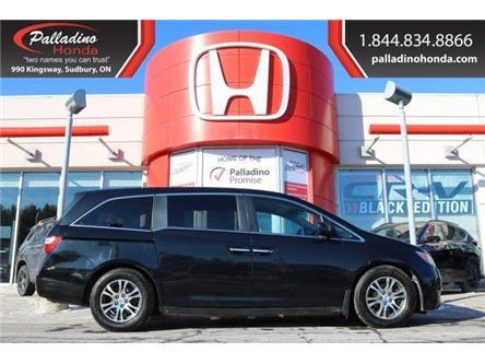 2013 Honda Odyssey EX (Stk: U9485A) in Greater Sudbury - Image 1 of 33