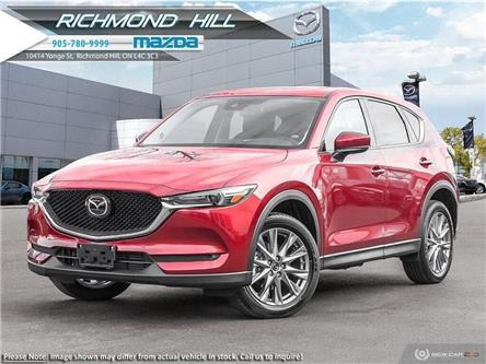 2019 Mazda CX-5 GT w/Turbo (Stk: 19-390) in Richmond Hill - Image 1 of 23