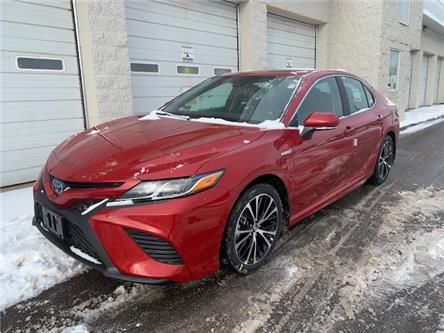 2020 Toyota Camry Hybrid SE (Stk: CW072) in Cobourg - Image 1 of 12