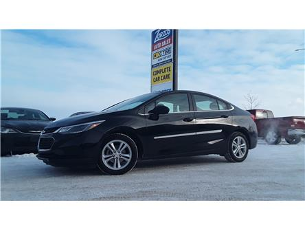 2016 Chevrolet Cruze LT Auto (Stk: P662) in Brandon - Image 1 of 25