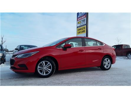 2016 Chevrolet Cruze LT Auto (Stk: P660) in Brandon - Image 1 of 24