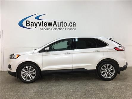 2019 Ford Edge Titanium (Stk: 36367R) in Belleville - Image 1 of 28