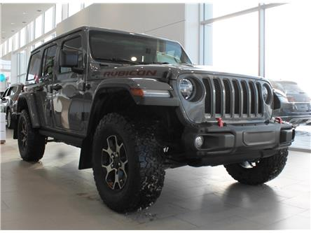 2019 Jeep Wrangler Unlimited Rubicon (Stk: 69334A) in Saskatoon - Image 1 of 21