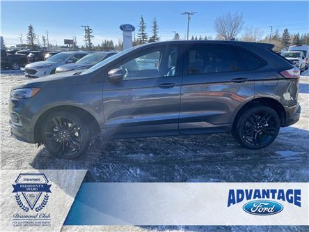 2020 Ford Edge ST (Stk: L-454) in Calgary - Image 2 of 6