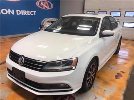 2015 Volkswagen Jetta 2.0 TDI Comfortline (Stk: 247278) in Lower Sackville - Image 1 of 16