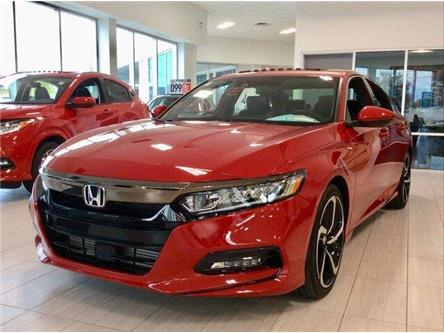 2020 Honda Accord Sport 1.5T (Stk: 20-0075) in Ottawa - Image 1 of 22