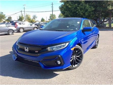 2020 Honda Civic Si Base (Stk: 20-0002) in Ottawa - Image 1 of 24
