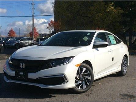 2020 Honda Civic EX (Stk: 20-0088) in Ottawa - Image 1 of 25