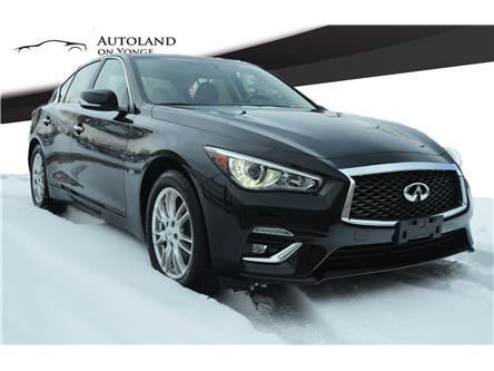 2018 Infiniti Q50 2.0t LUXE (Stk: H7962A) in Thornhill - Image 1 of 26