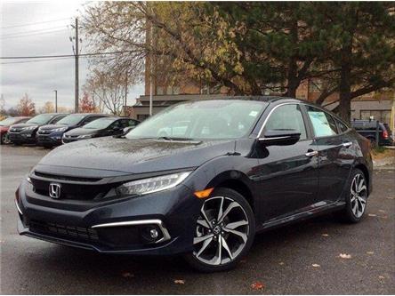 2020 Honda Civic Touring (Stk: 20-0090) in Ottawa - Image 1 of 25