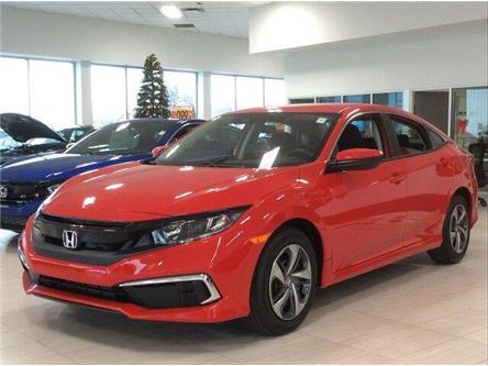2020 Honda Civic LX (Stk: 20-0065) in Ottawa - Image 1 of 22