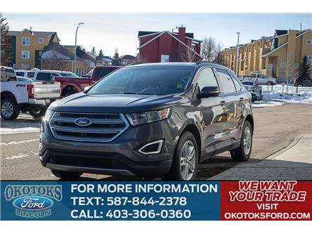 2016 Ford Edge SEL (Stk: B81581) in Okotoks - Image 1 of 23