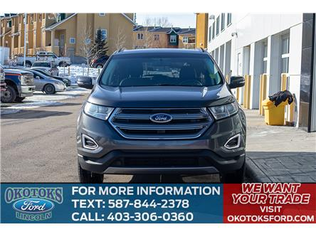 2016 Ford Edge SEL (Stk: B81581) in Okotoks - Image 2 of 23