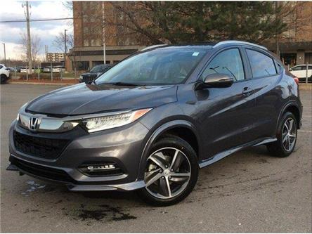 2020 Honda HR-V Touring (Stk: 20-0118) in Ottawa - Image 1 of 25