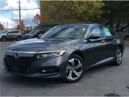 2020 Honda Accord EX-L 1.5T (Stk: 20-0027) in Ottawa - Image 1 of 24