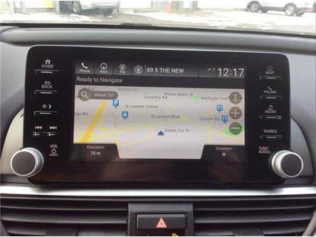 2020 Honda Accord Touring 1.5T (Stk: 20-0059) in Ottawa - Image 2 of 17