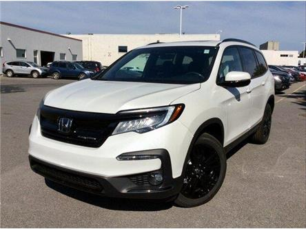 2020 Honda Pilot Black Edition (Stk: 20-0235) in Ottawa - Image 1 of 26