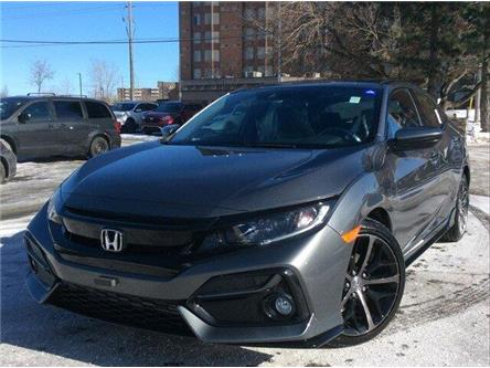 2020 Honda Civic Sport (Stk: 20-0193) in Ottawa - Image 1 of 11