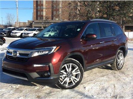 2020 Honda Pilot Touring 7P (Stk: 20-0189) in Ottawa - Image 1 of 27