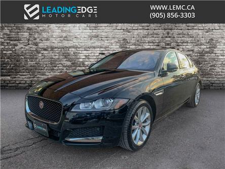 2018 Jaguar XF 25t Premium (Stk: 17160) in Woodbridge - Image 1 of 16