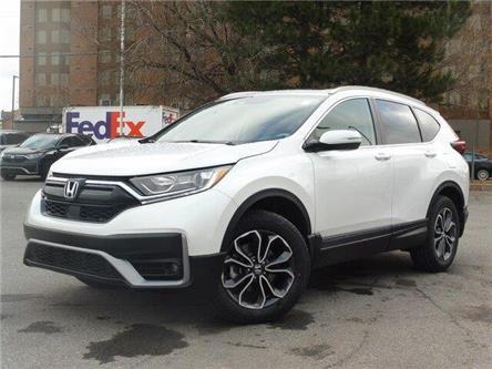 2020 Honda CR-V EX-L (Stk: 20-0281) in Ottawa - Image 1 of 25