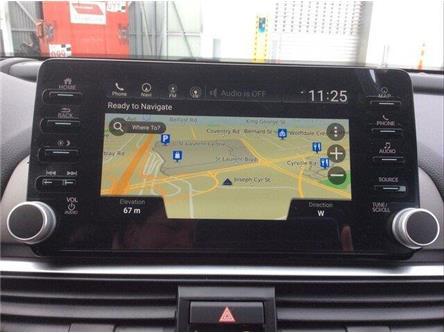 2020 Honda Accord Hybrid Touring (Stk: 20-0289) in Ottawa - Image 2 of 25