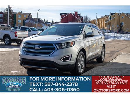 2016 Ford Edge SEL (Stk: KK-1123A) in Okotoks - Image 1 of 23