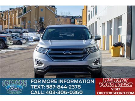 2016 Ford Edge SEL (Stk: KK-1123A) in Okotoks - Image 2 of 23