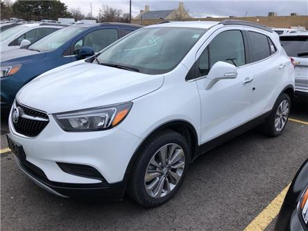 2019 Buick Encore Preferred (Stk: B9E059T) in Mississauga - Image 1 of 5