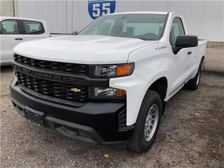 2019 Chevrolet Silverado 1500 Work Truck (Stk: UHP190001) in Mississauga - Image 1 of 5